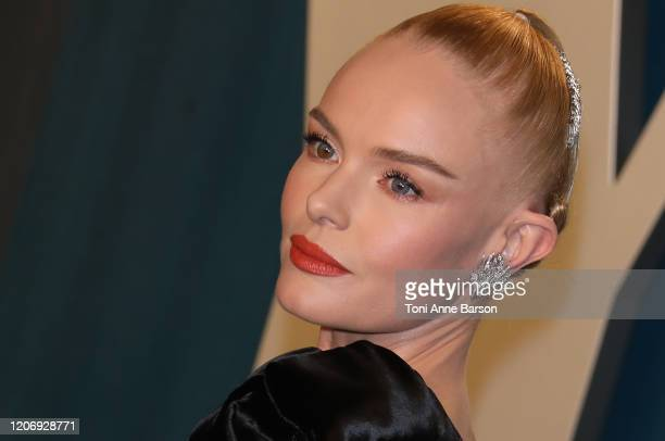Kate Bosworth attends the 2020 Vanity Fair Oscar Party at Wallis Annenberg Center for the Performing Arts on February 09, 2020 in Beverly Hills,...