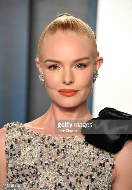 Kate Bosworth attends the 2020 Vanity Fair Oscar Party hosted by Radhika Jones at Wallis Annenberg Center for the Performing Arts on February 09,...