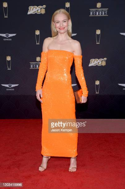 Kate Bosworth attends the 9th Annual NFL Honors at Adrienne Arsht Center on February 01, 2020 in Miami, Florida.