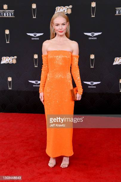 Kate Bosworth attends the 9th Annual NFL Honors at Adrienne Arsht Center on February 01 2020 in Miami Florida