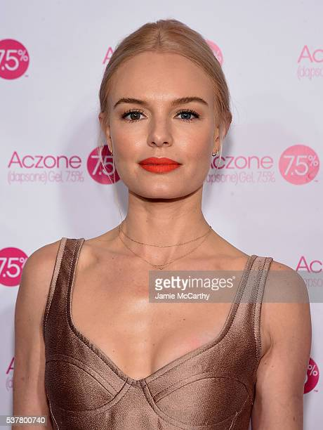 Kate Bosworth attends the ACZONE Gel 75% Launch at 24th Street Loft on June 3 2016 in New York City
