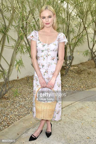 Kate Bosworth attends the Conversation with Kate Bosworth during the 2017 Palm Springs International Festival of Short Films at Riviera Hotel on June...