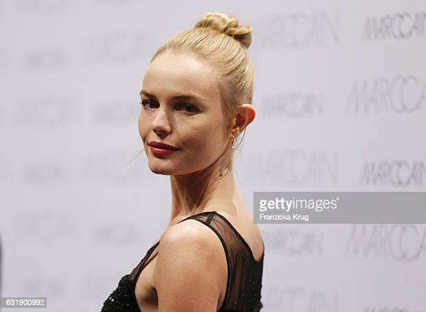 Kate Bosworth attends the Marc Cain fashion show A/W 2017 on January 17 2017 in Berlin Germany