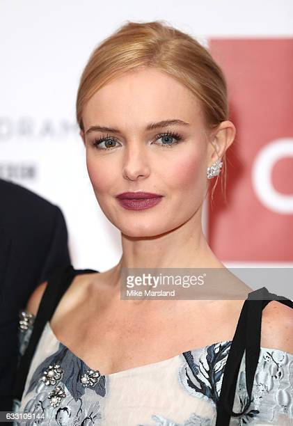 Kate Bosworth attends the photocall of the world premiere screening of BBC One drama SSGB on January 30 2017 in London United Kingdom