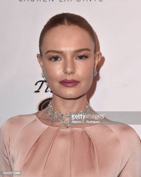 Kate Bosworth attends the RIDE Foundation's 2nd Annual Dance For Freedon at gala The Broad Stage on September 29 2018 in Santa Monica California