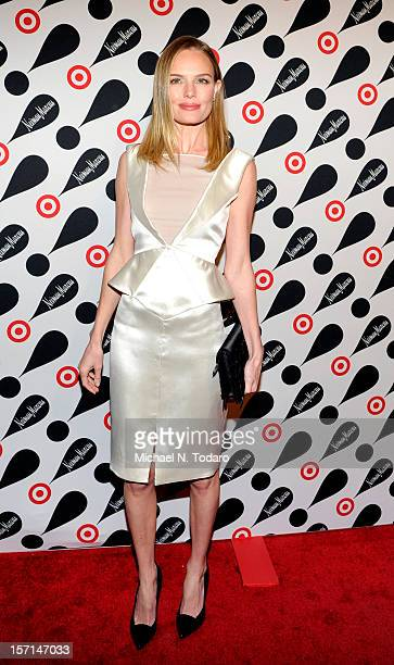 Kate Bosworth attends the Target Neiman Marcus Holiday Collection launch on November 28 2012 in New York City