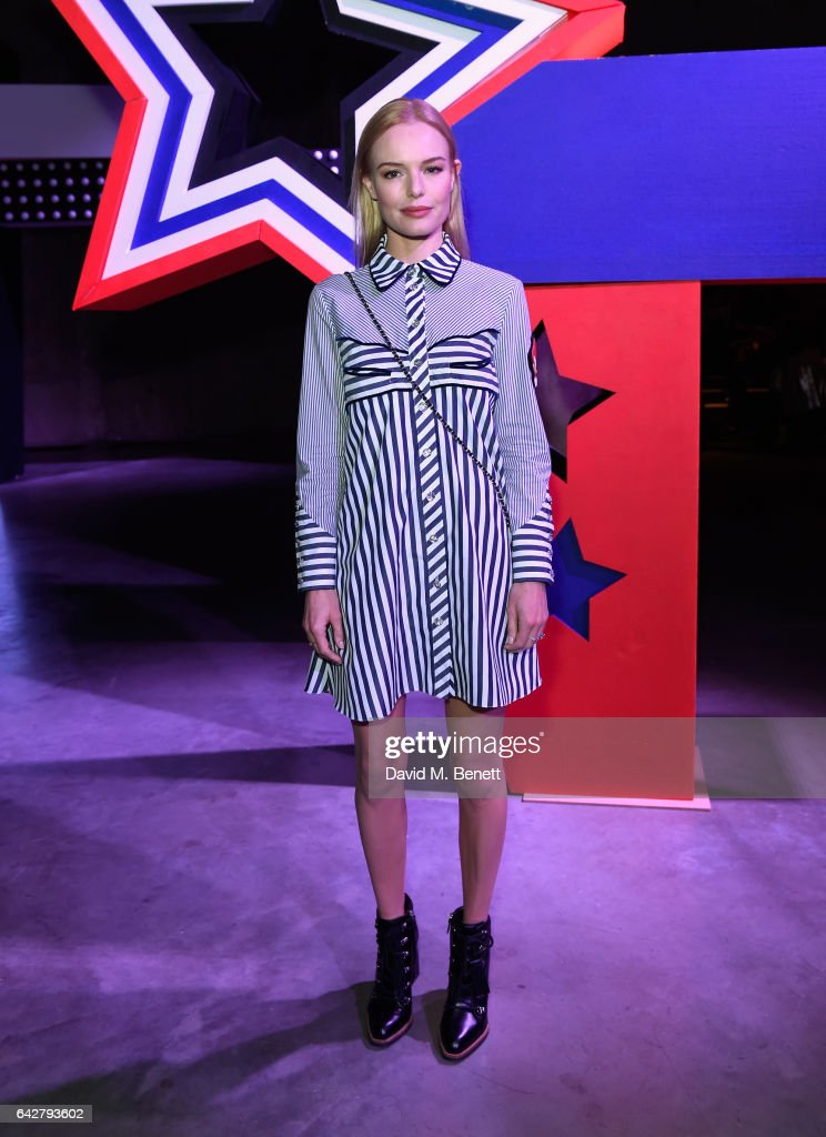 Kate Bosworth Attends Woody Woodpecker X House Of Holland AW17 At London Fashion Week : News Photo