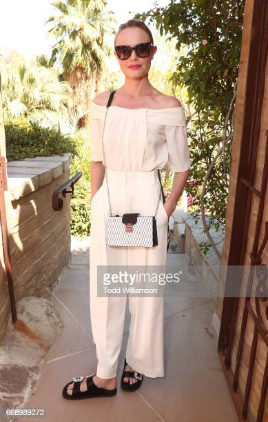 Kate Bosworth attends The Zoe Report's ZOEasis on April 15 2017 in Palm Springs California
