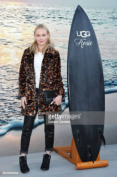 Kate Bosworth attends to celebrate fall with UGG hosted by Rosie HuntingtonWhiteley at Little Beach House on September 8 2016 in Malibu California
