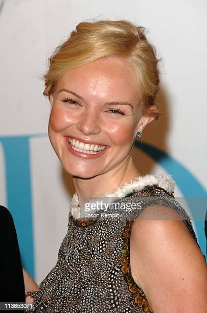 Kate Bosworth during 2007 CFDA Fashion Awards Red Carpet at New York Public Library in New York City New York United States