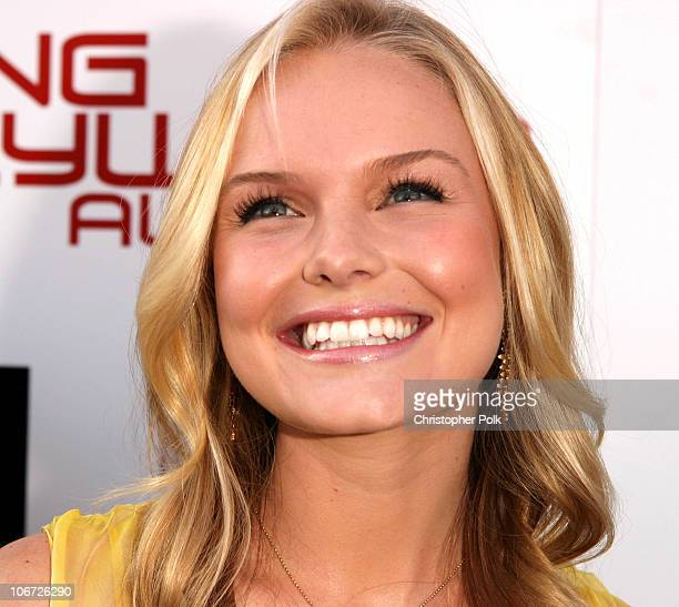 Kate Bosworth during AMC Movieline's Hollywood Life Magazine's Young Hollywood Awards Arrivals by Chris Polk at El Rey Theatre in Los Angeles...