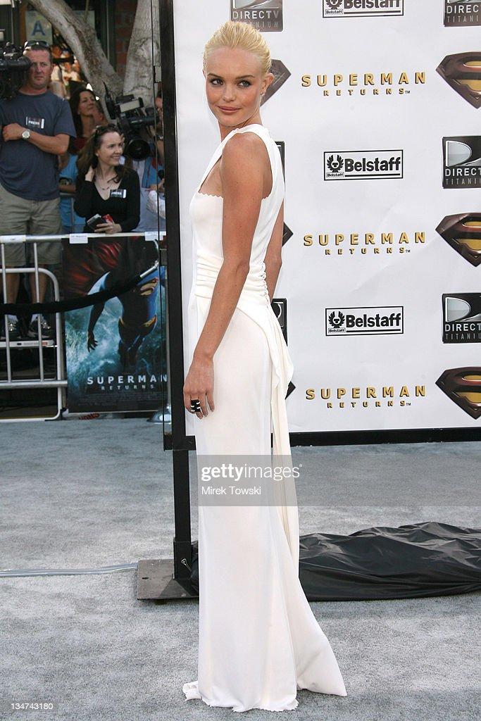 Kate Bosworth during 'Superman Returns' Los Angeles Premiere at Mann Village and Bruin Theaters in Westwood, California, United States.