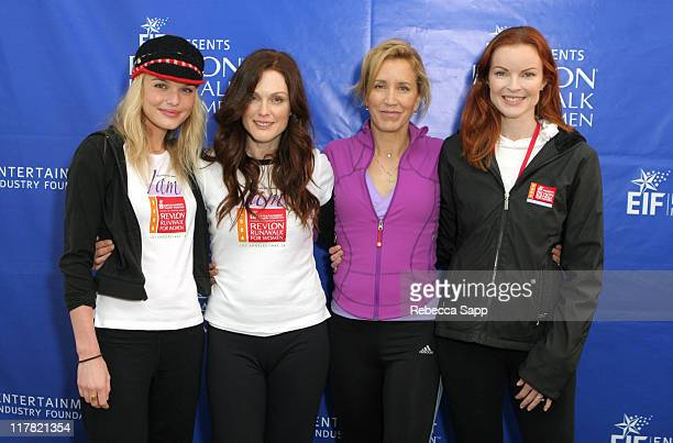Kate Bosworth Julianne Moore Felicity Huffman and Marcia Cross
