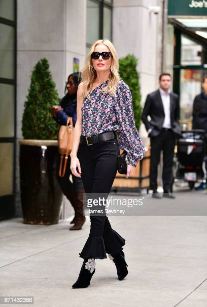 Kate Bosworth seen on the streets of Manhattan on November 7 2017 in New York City