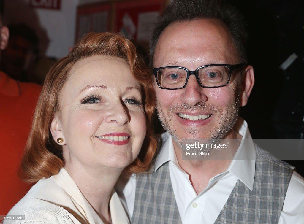Celebrities Visit Broadway - May 21, 2017