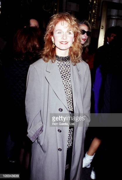 """Kate Burton during """"A Streetcar Named Desire"""" Broadway Opening Night at Barrymore Theatre in New York City, New York, United States."""