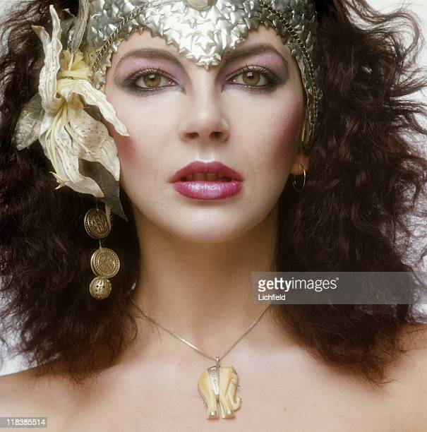 Kate Bush British singer songwriter musician and record producer 3rd December 1980
