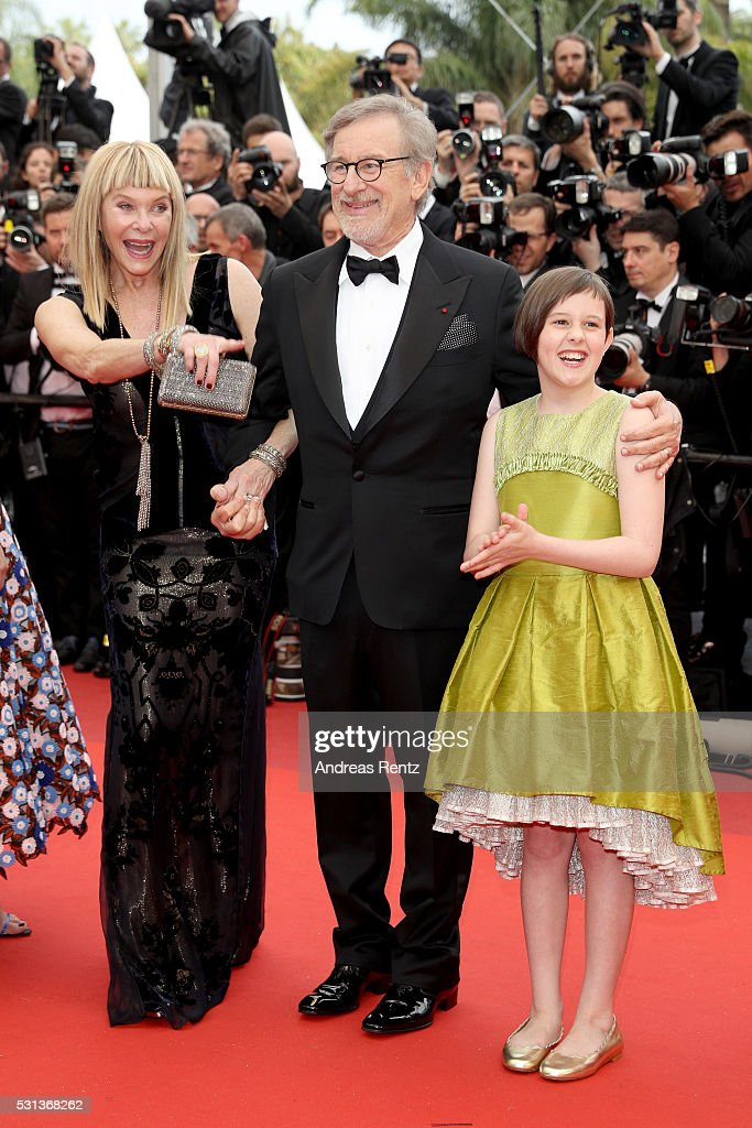 """""""The BFG"""" - Red Carpet Arrivals - The 69th Annual Cannes Film Festival : News Photo"""