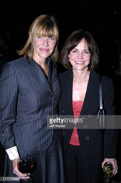 Kate Capshaw and Sally Field during Shoah Foundation Exclusive Event at Amblin Entertainment on Universal Studios in Universal City California United...