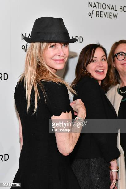 Kate Capshaw attends the 2018 National Board of Review Awards Gala at Cipriani 42nd Street on January 9 2018 in New York City