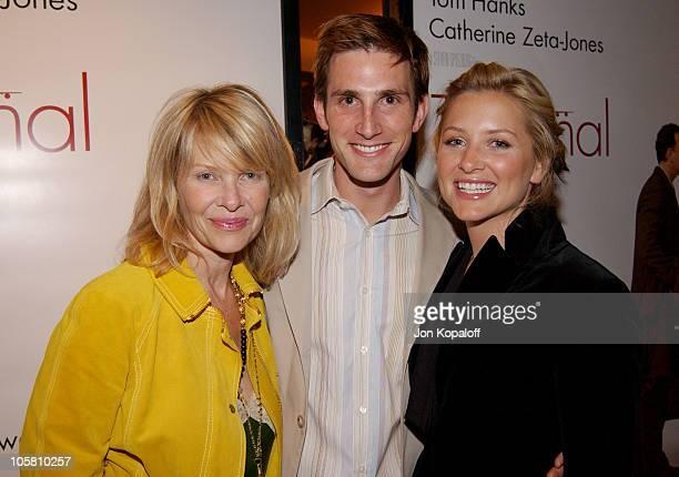 Kate Capshaw, daughter Jessica Capshaw and husband