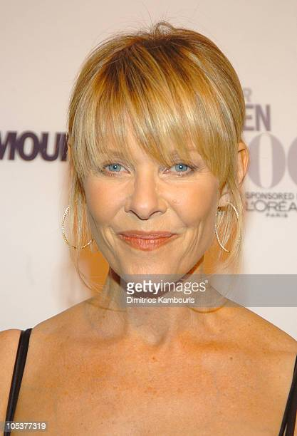 Kate Capshaw during 15th Annual GLAMOUR Women of the Year Awards Red Carpet at American Museum of Natural History in New York City New York United...