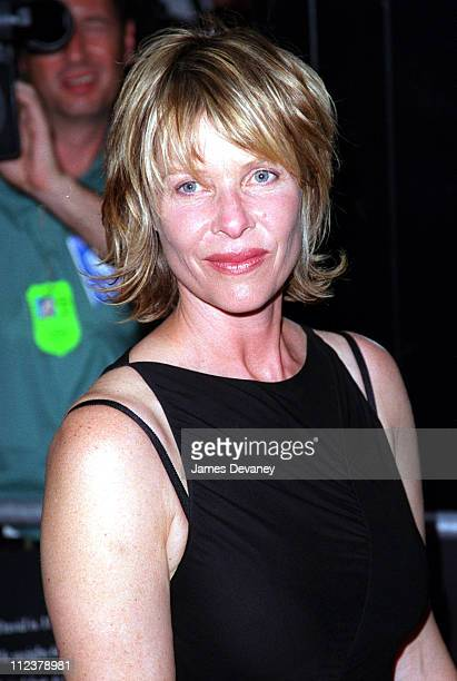 Kate Capshaw during Artificial Intelligence AI World Premiere at Ziegfeld Theatre in New York City New York United States