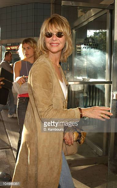 Kate Capshaw during IFC Films Premiere of The Chateau at Chelsea West Cinemas in New York City New York United States