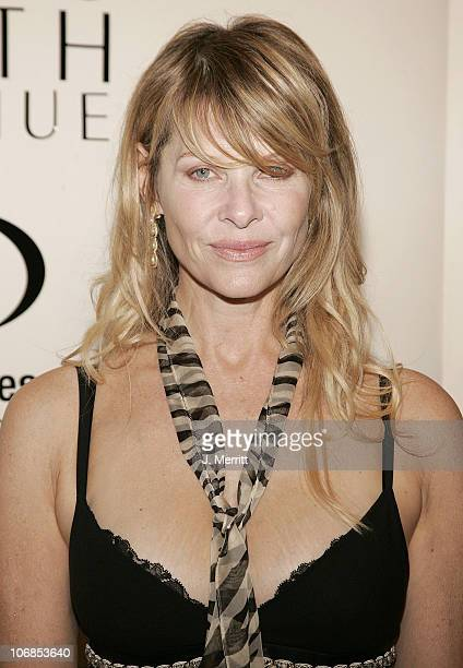 Kate Capshaw during Saks Fifth Avenue's Unforgettable Evening Benefiting Women's Cancer Research Fund Arrivals at The Regent Beverly Wilshire Hotel...