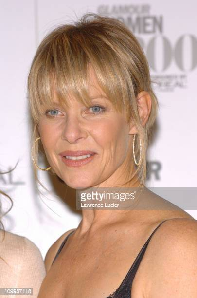 Kate Capshaw during The 15th Annual Glamour Women of the Year Pressroom at The American Museum of Natural History in New York New York United States