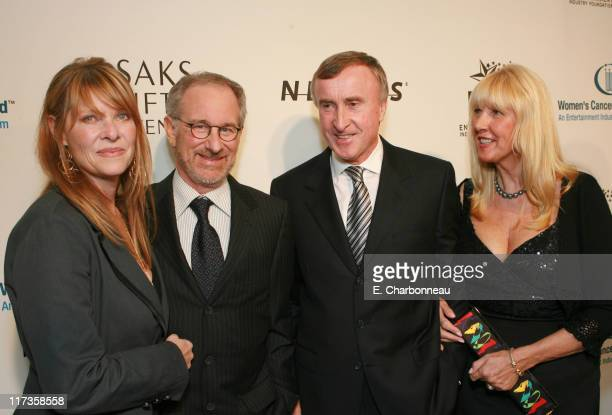 Kate Capshaw Steven Spielberg Paul Halata President and CEO MercedesBenz USA and guest