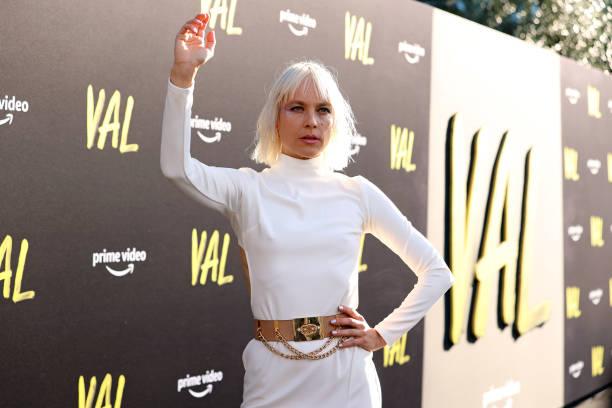 "CA: Los Angeles Premiere Of Amazon Studios' ""VAL"" - Arrivals"