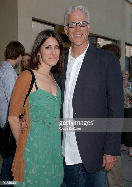 Kate Danson and dad Ted Danson