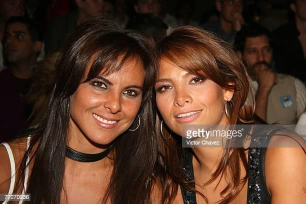 Kate del Castillo and Fabiola Campomanes