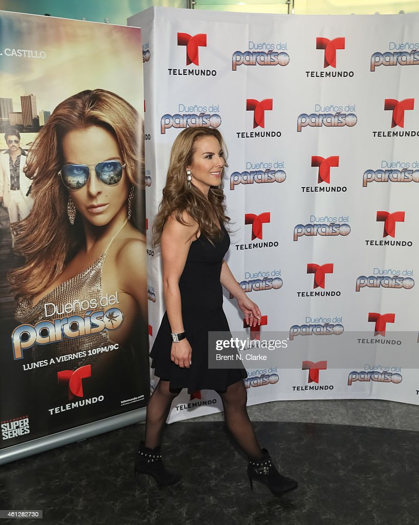 Kate del castillo arriving to appear on good morning america in nyc new images