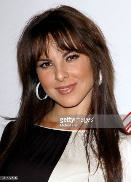 Kate Del Castillo arrives to the 2009 Latin Recording Academy Person of the Year honoring De Fiesta With Juan Gabriel held at Mandalay Bay on...