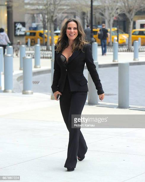 Kate Del Castillo seen out in Manhattan on April 12 2017 in New York City