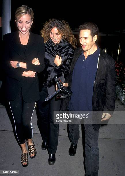 Kate Driver Minnie Driver and Rob Morrow at the Premiere Party for Showtime's 'Picture Windows' Stanhope Hotel New York City