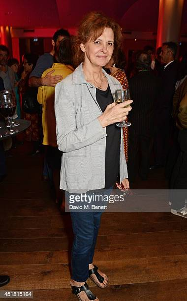 Kate Fahy attends an after party following the press night performance of 'Daytona' at the Haymarket Hotel Haymarket on July 7 2014 in London England