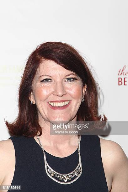 Kate Flannery attends the 42nd Annual Maple Ball at Montage Hotel on October 26 2016 in Beverly Hills California