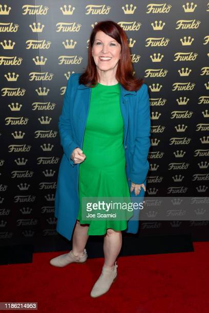 Kate Flannery attends the Funko Hollywood VIP Preview Event at Funko Hollywood on November 07 2019 in Hollywood California