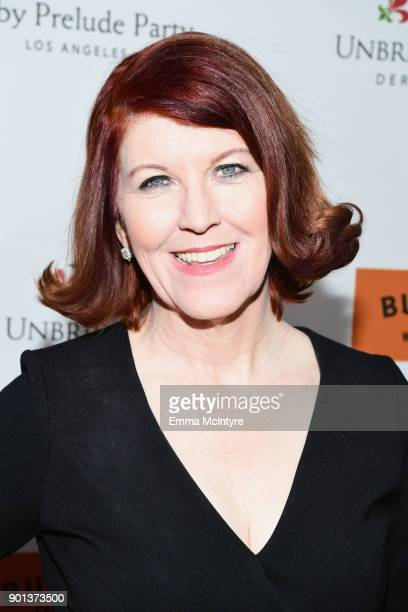 Kate Flannery attends the SixthAnnual Star Studded Unbridled Eve Gala at Bardot on January 4 2018 in Hollywood California