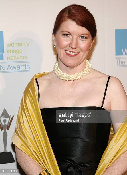 Kate Flannery during 2006 Women's Image Network Honors Senator Barbara Boxer as Woman of the Year at UCLA in Westwood California United States