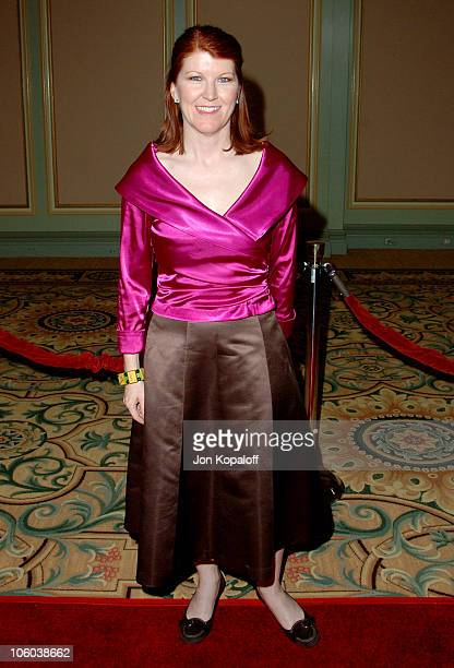 Kate Flannery during NBC 2006 Summer AllStar Party at Ritz Carlton Hotel in Pasadena California United States