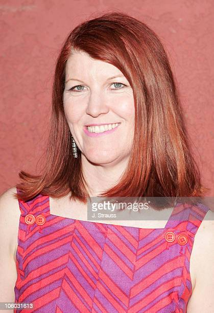 Kate Flannery during The AIDS Healthcare Foundation Presents Hot in Hollywood at The Henry Fonda/Music Box Theatre in Hollywood California United...