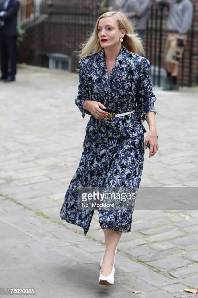 Kate Foley attends Roksanda at Serpentine Gallery during LFW September 2019 on September 16 2019 in London England