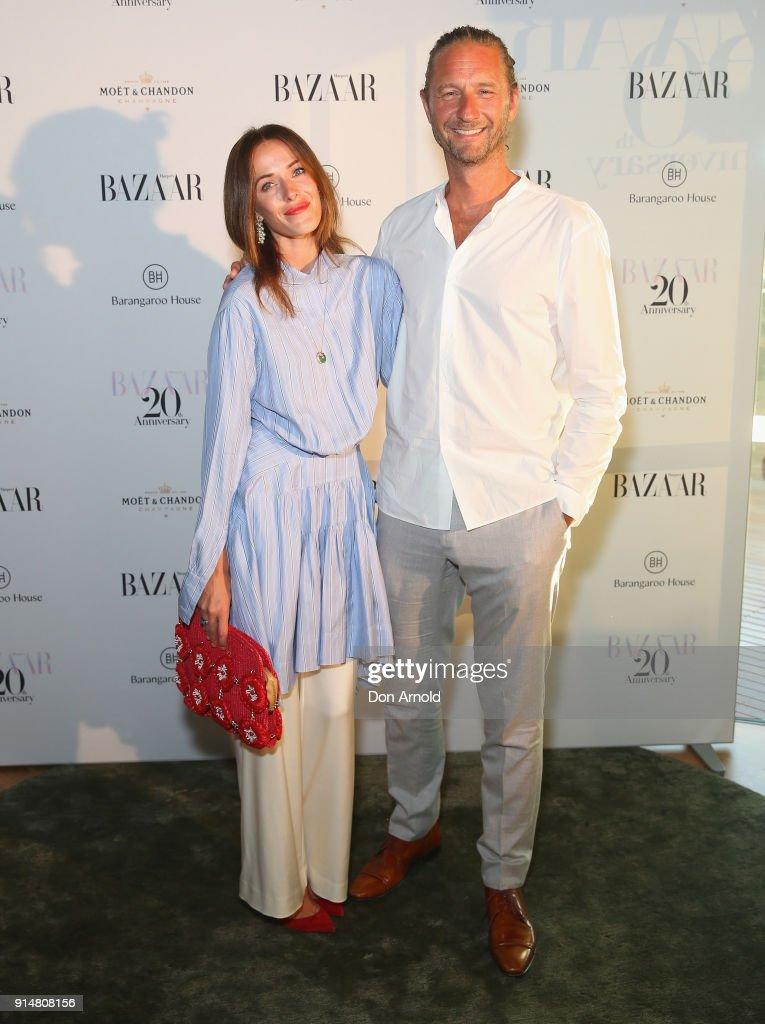 Harper's Bazaar Australia Celebrates 20th Anniversary
