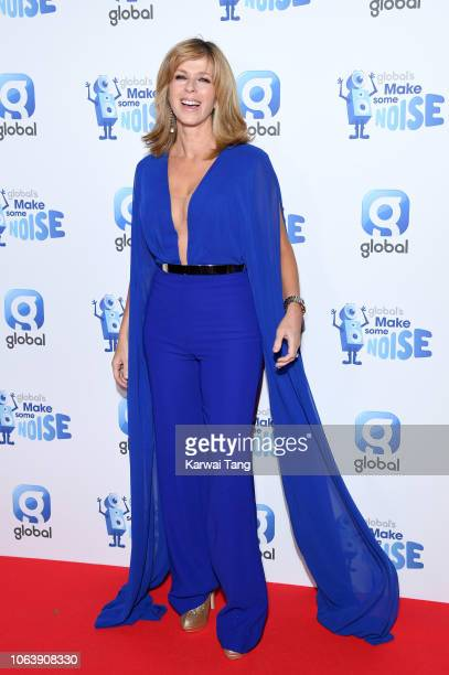 Kate Garraway attends Global Radio's Make Some Noise Night at Finsbury Square Marquee on November 20 2018 in London England