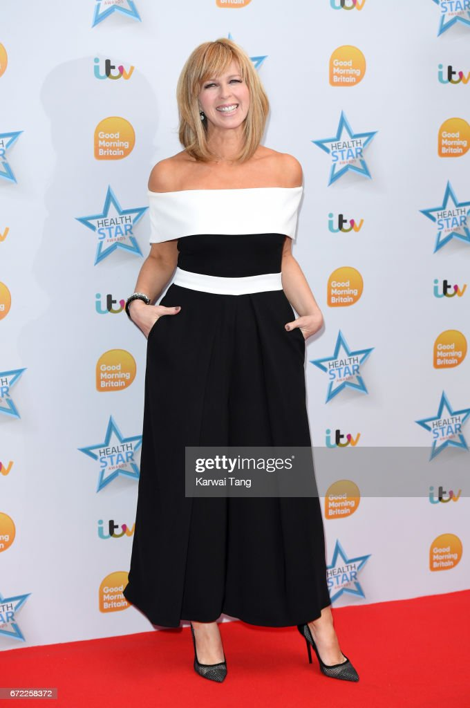 Good Morning Britain Health Star Awards : News Photo