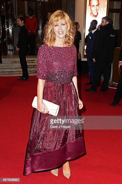 Kate Garraway attends the ITV Gala at London Palladium on November 19 2015 in London England